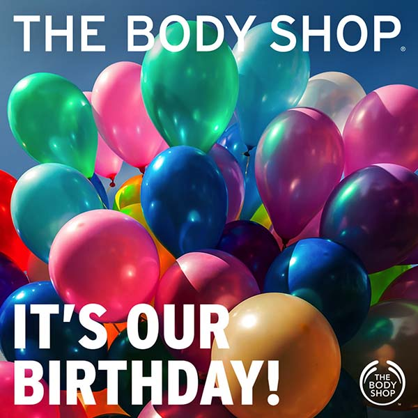 The body Shop Deal