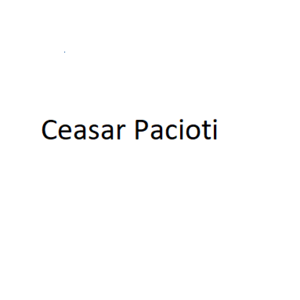 Ceasar Pacioti